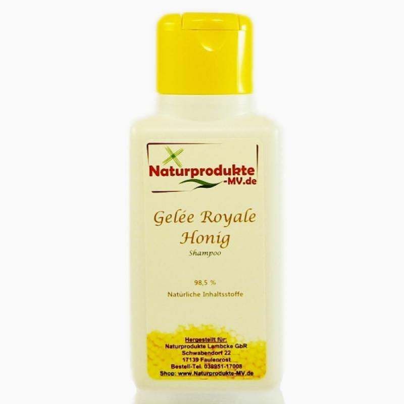 gelee royale honig shampoo natur 250ml gel e royal 4 95. Black Bedroom Furniture Sets. Home Design Ideas
