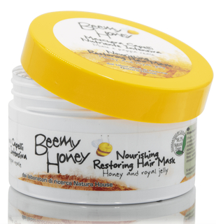 Gelée Royale Haarmaske Stärkung (200ml) Beemy Honey