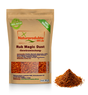 Rub Magic Dust Gewürzmischung (500 g)