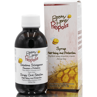 Beemy Honey Propolis Honig Sirup 200 ml